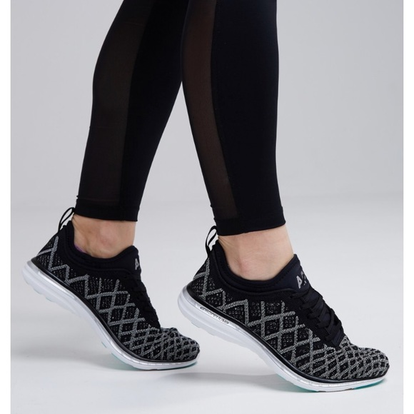 75235d6117c4 NEW • APL • Techloom Phantom Black Chrome Sneaker